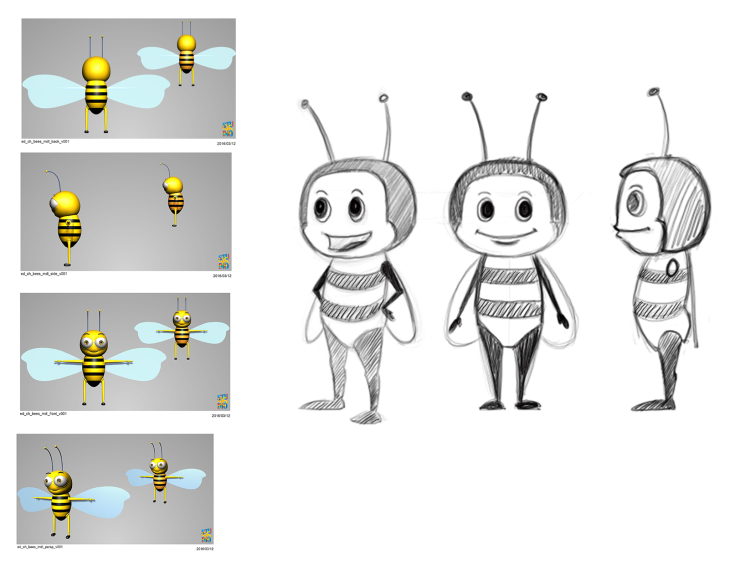 Bee_critique